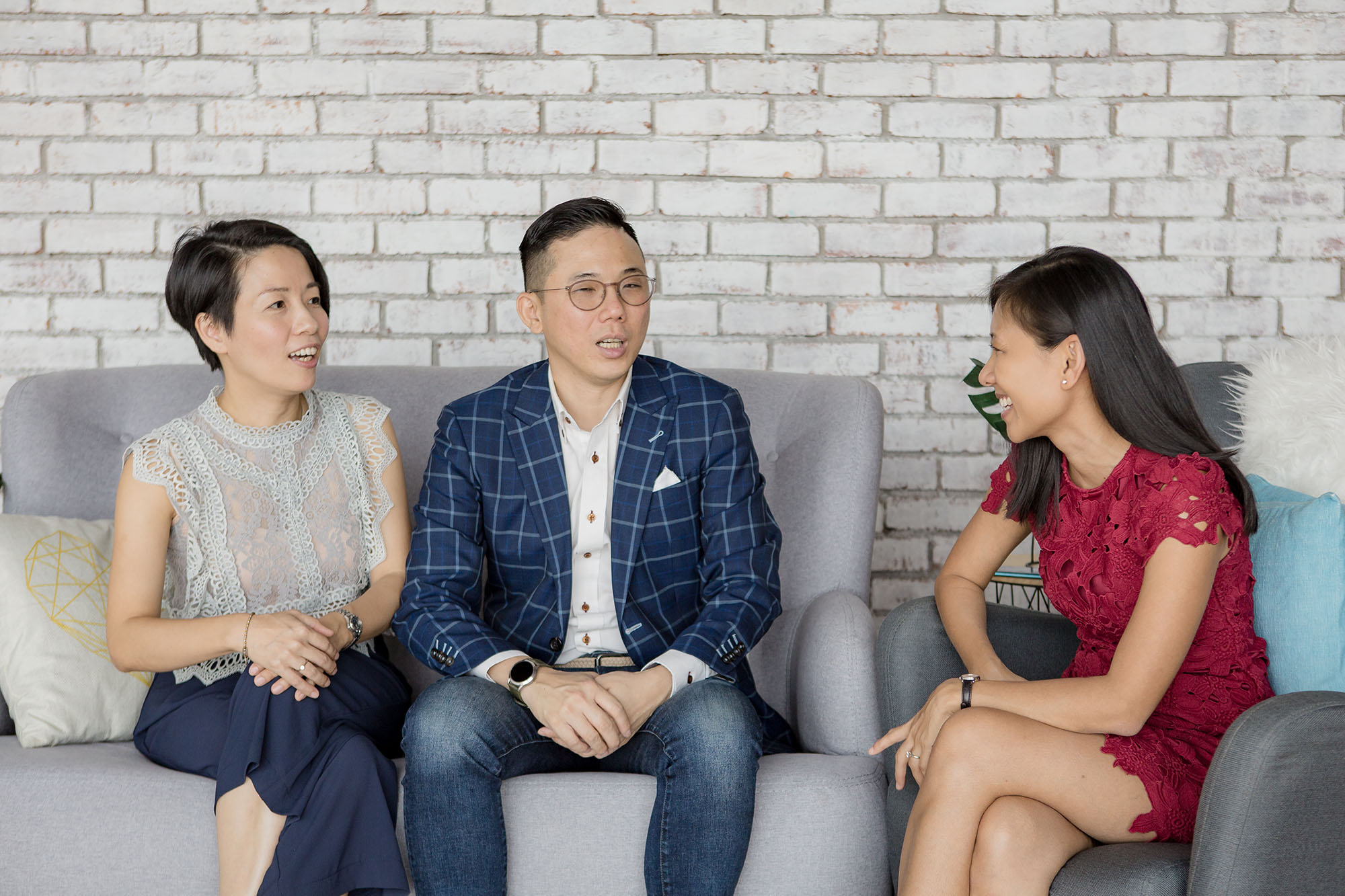 Building the Right Foundation: Kid Chan & Shirlyn