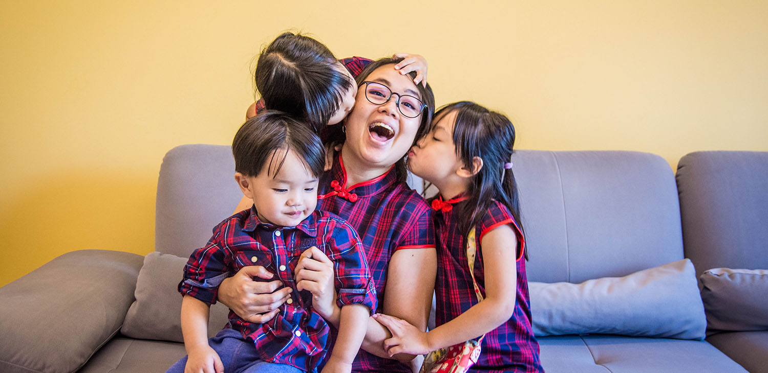 "What ""Appreciation"" Really Means to A Mother, by Sam Yeoh"