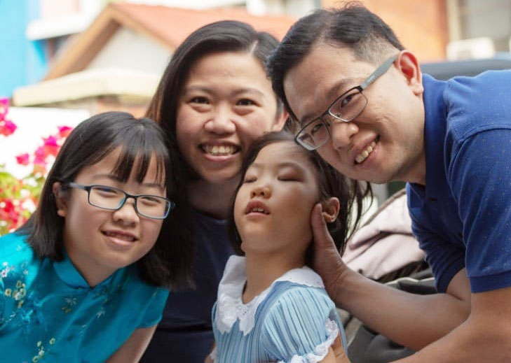 Raising My Daughters as a Stay-Home-Father, by Choy Chan Mun