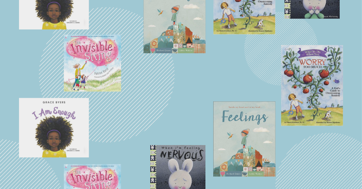 5 Children's Books That Encourage Good Mental Health