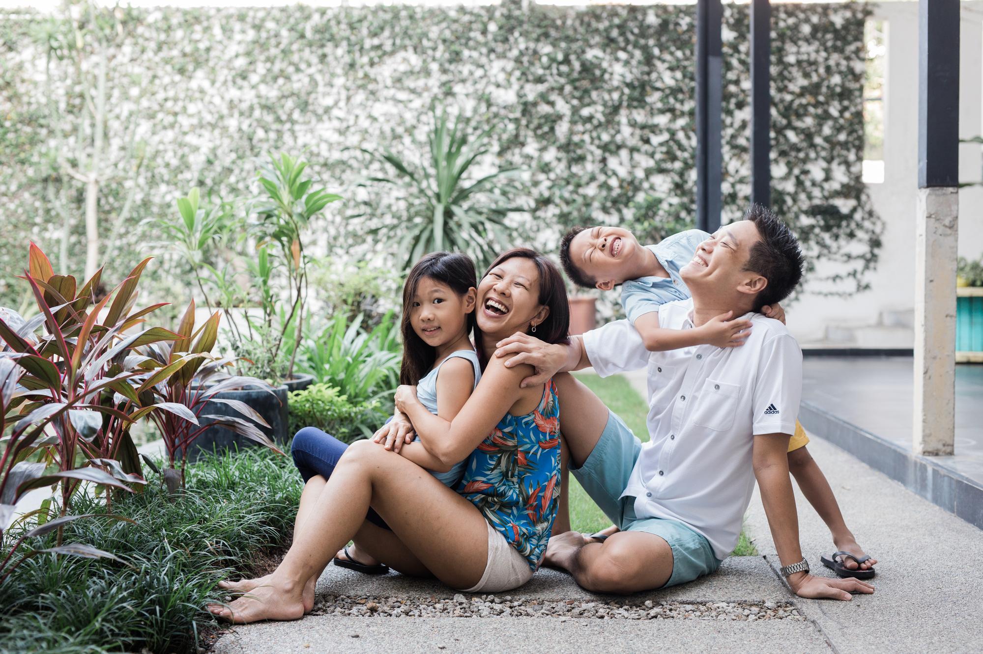 Building a positive family culture